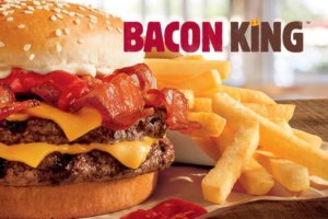 bacon king